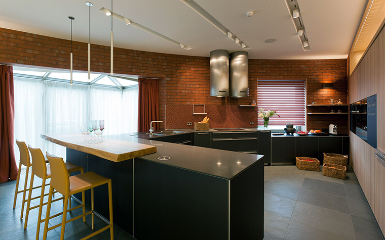 интерьер кухни - фото № 52091