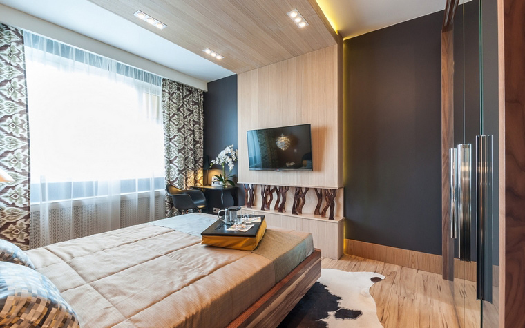 Фото № 52253 спальня  Квартира