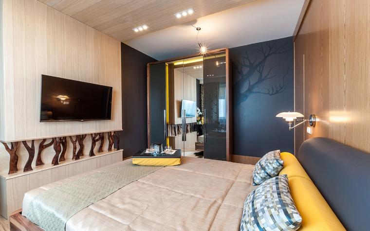 интерьер спальни - фото № 52254