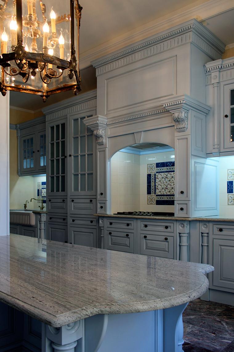 Фото № 53620 кухня  Квартира
