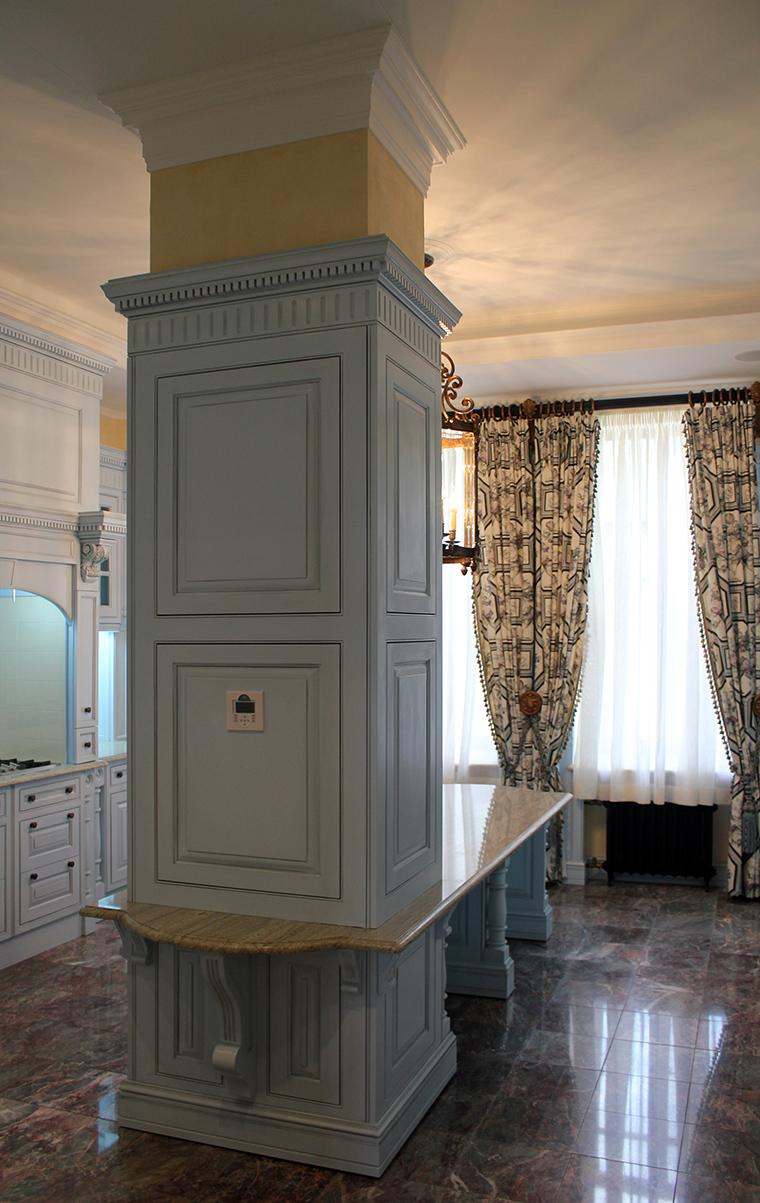 Фото № 53621 кухня  Квартира