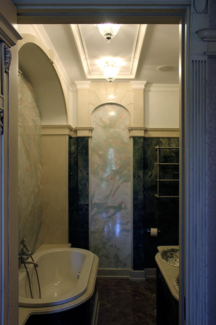 Фото № 53625 ванная  Квартира