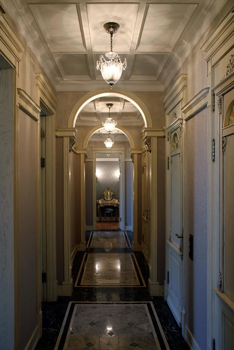 Фото № 53630 холл  Квартира