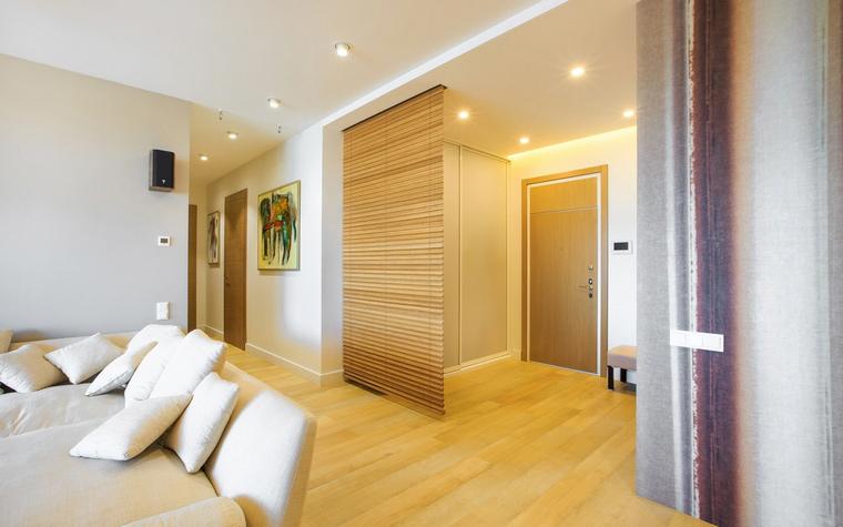 интерьер гостиной - фото № 52260