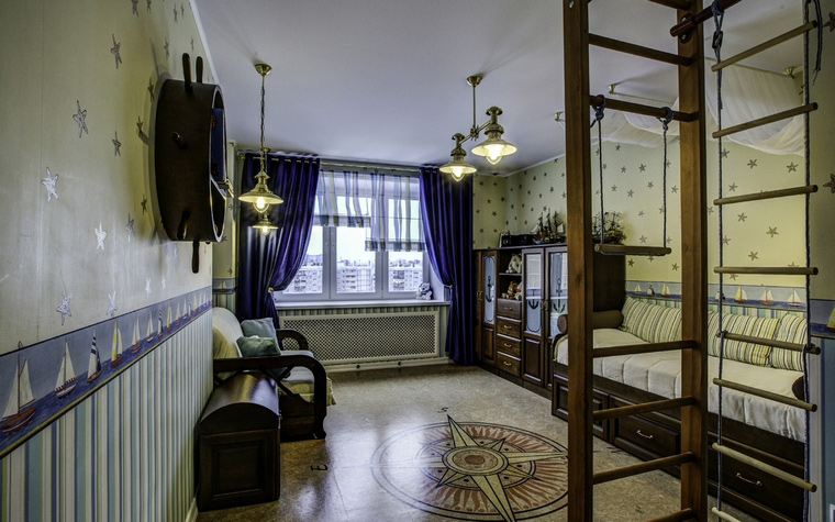 Фото № 52285 детская  Квартира