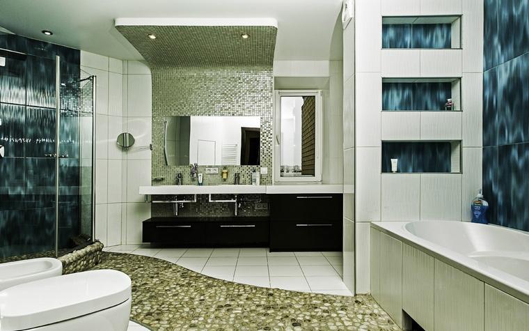 Фото № 52292 ванная  Квартира