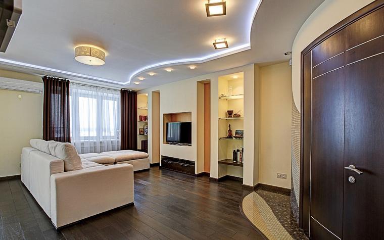 интерьер гостиной - фото № 52280