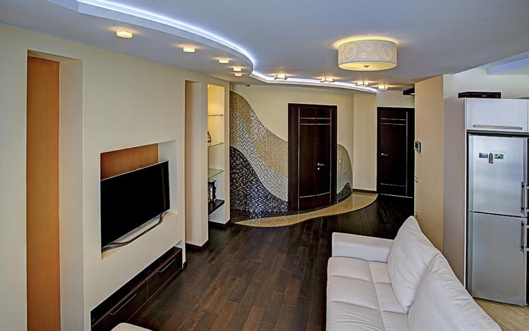 интерьер гостиной - фото № 52277