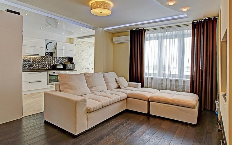 интерьер гостиной - фото № 52276