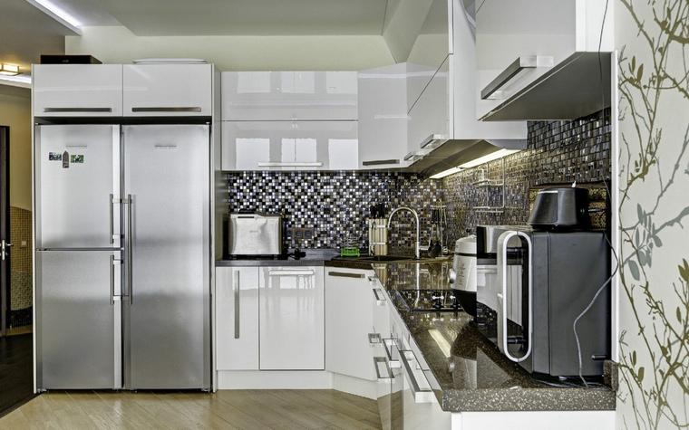 Фото № 52288 кухня  Квартира