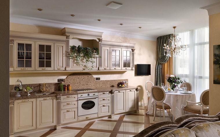 интерьер кухни - фото № 52346