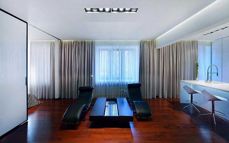 интерьер гостиной - фото № 52358
