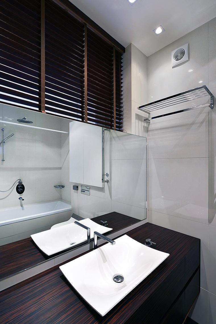 Фото № 52367 ванная  Квартира