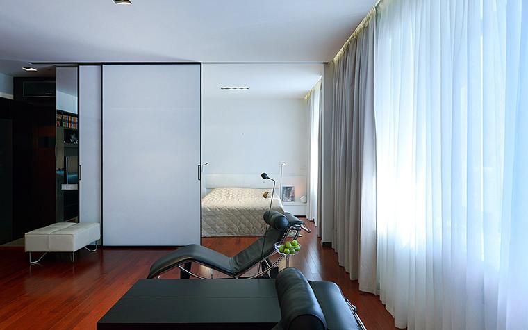 интерьер гостиной - фото № 52360