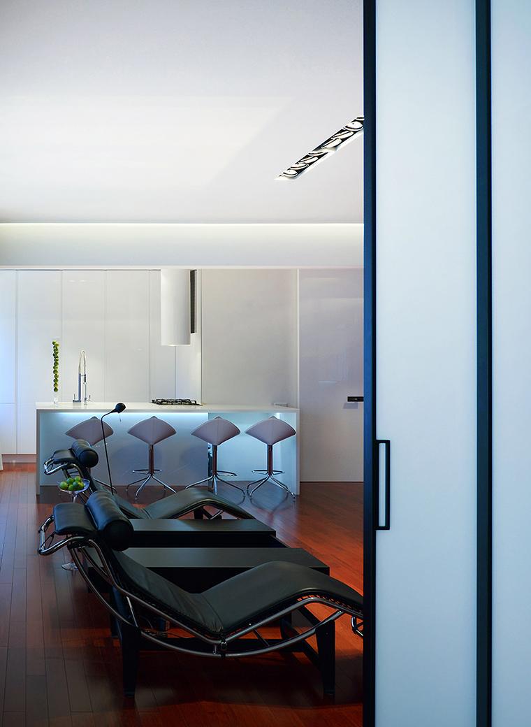 интерьер гостиной - фото № 52362