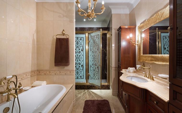 интерьер ванной - фото № 52421