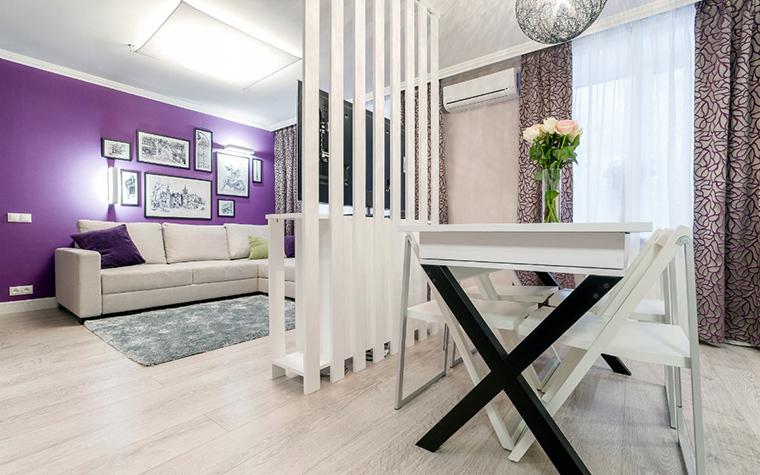 Квартира. столовая из проекта , фото №52461