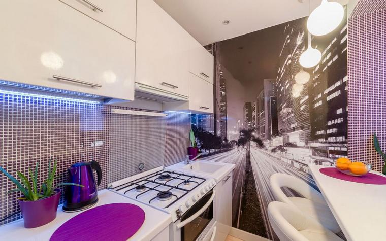 Фото № 52477 кухня  Квартира