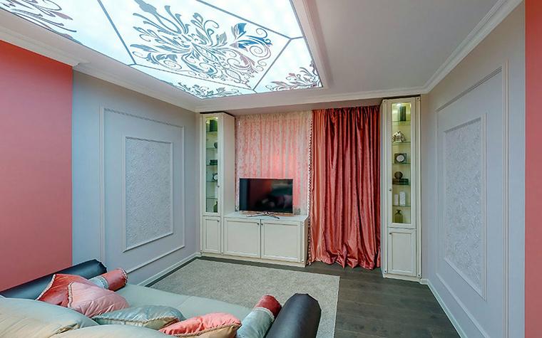 интерьер гостиной - фото № 52485