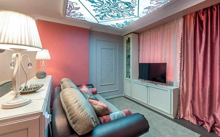 интерьер гостиной - фото № 52486