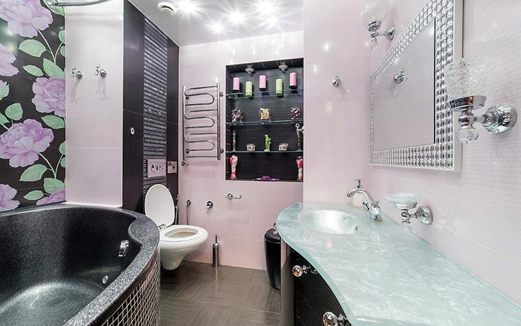 Фото № 52495 ванная  Квартира