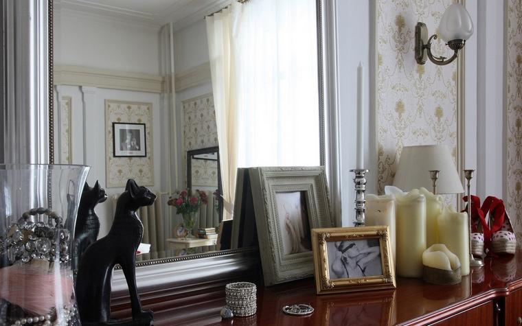 интерьер гостиной - фото № 52509