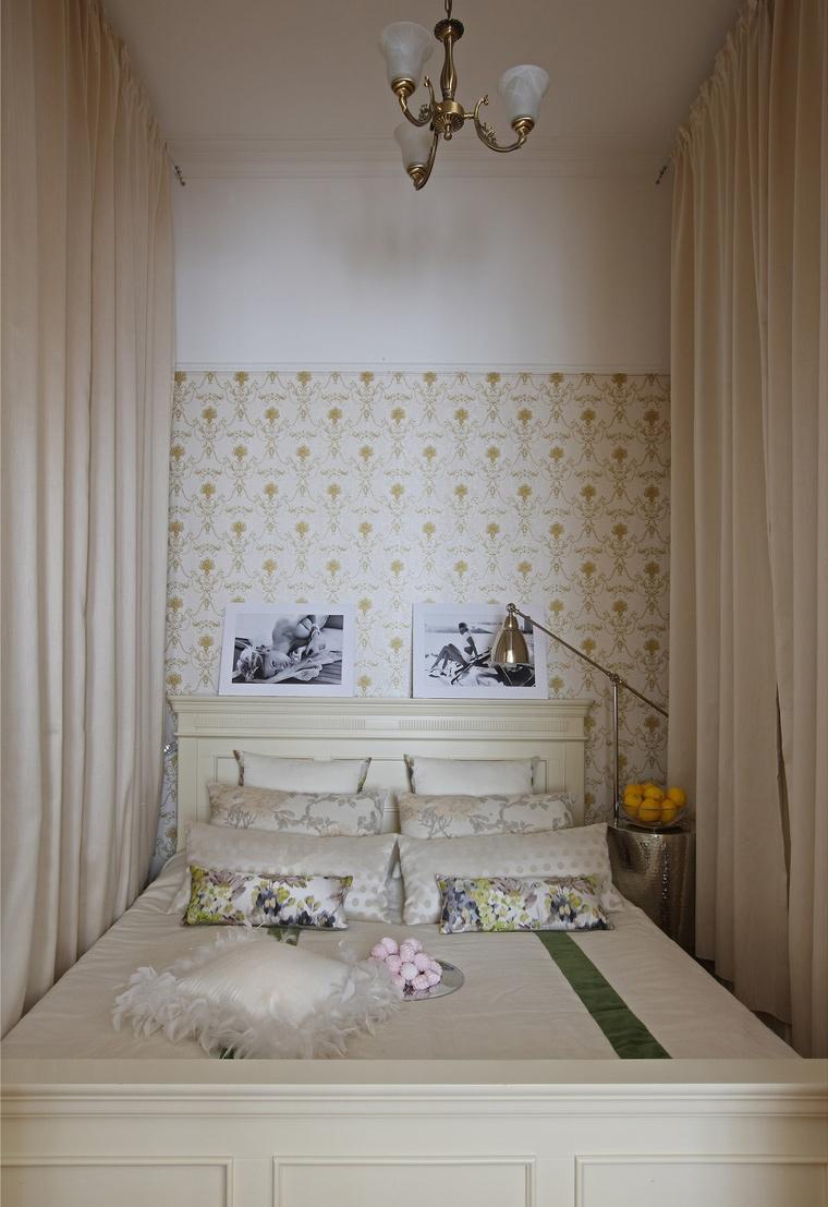 интерьер спальни - фото № 52513