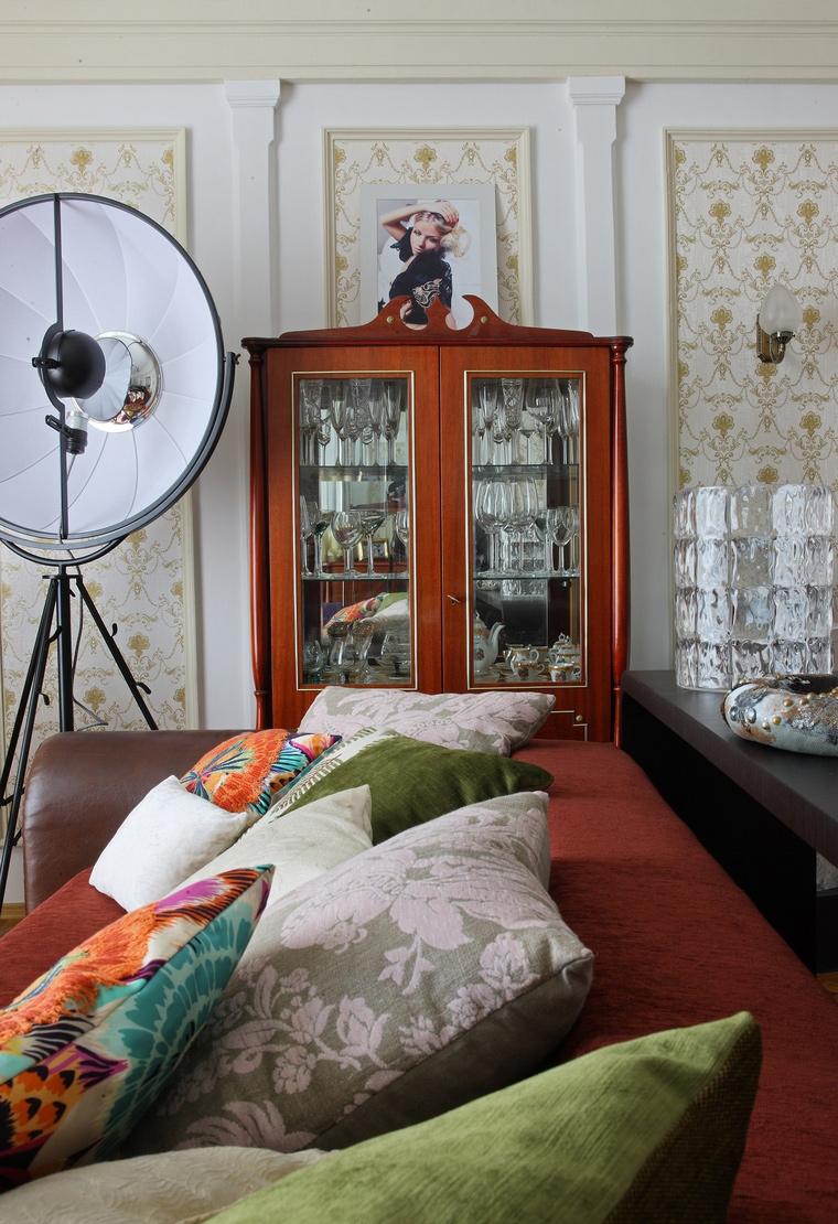 интерьер гостиной - фото № 52503