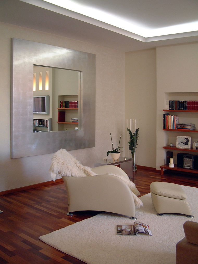 интерьер гостиной - фото № 52542