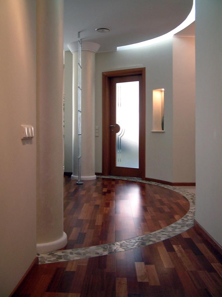 Фото № 52546 холл  Квартира