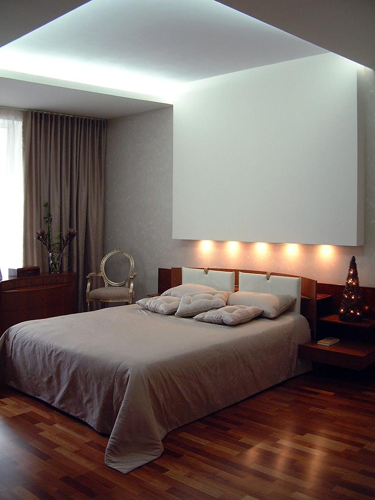 Фото № 52544 спальня  Квартира