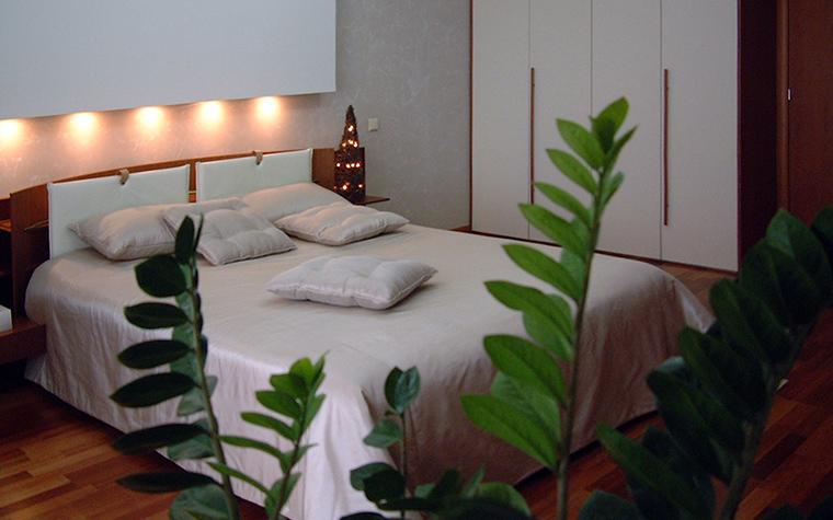Фото № 52545 спальня  Квартира