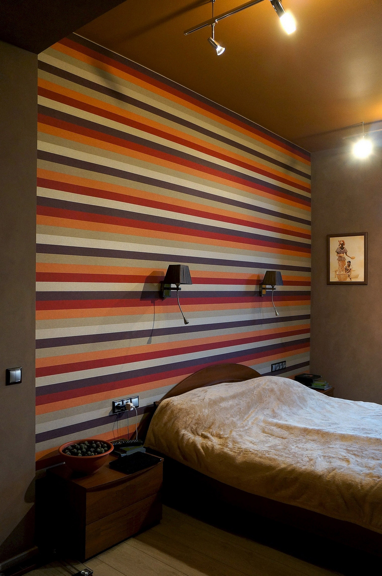 интерьер спальни - фото № 52552