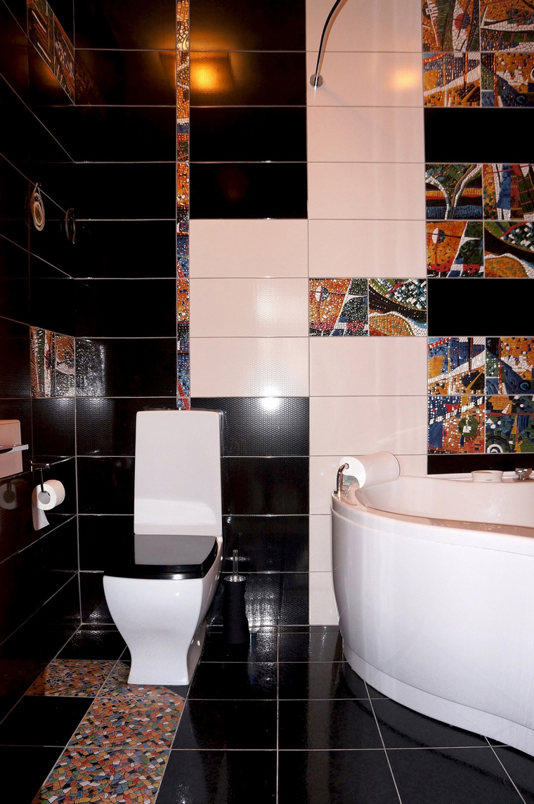Фото № 52554 ванная  Квартира