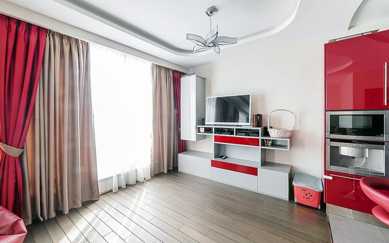 Фото № 52600 гостиная  Квартира