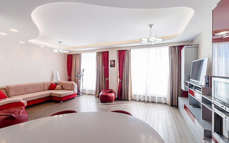 Фото № 52604 гостиная  Квартира