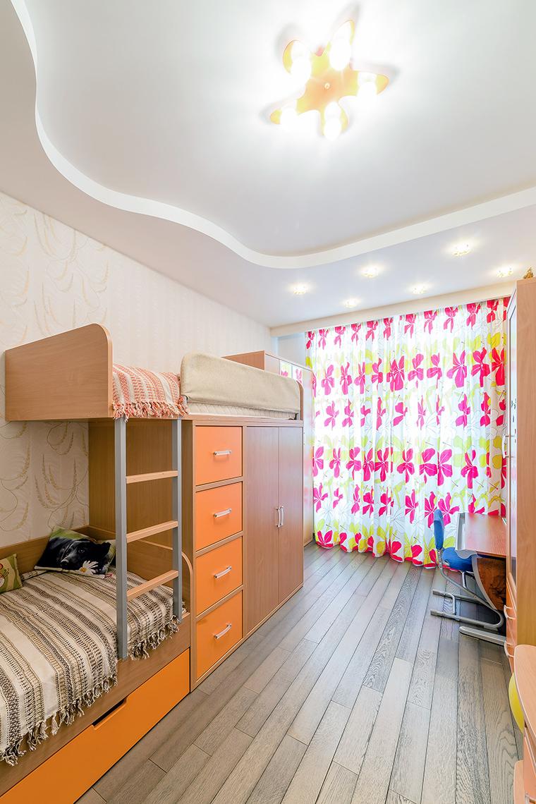 Фото № 52615 детская  Квартира