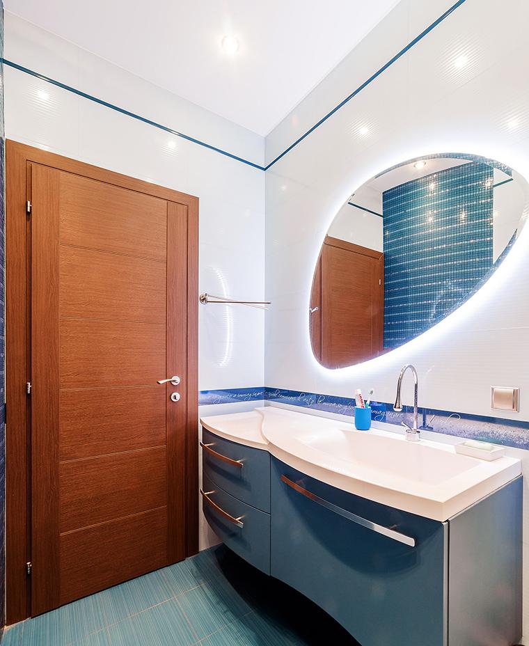 Фото № 52608 ванная  Квартира