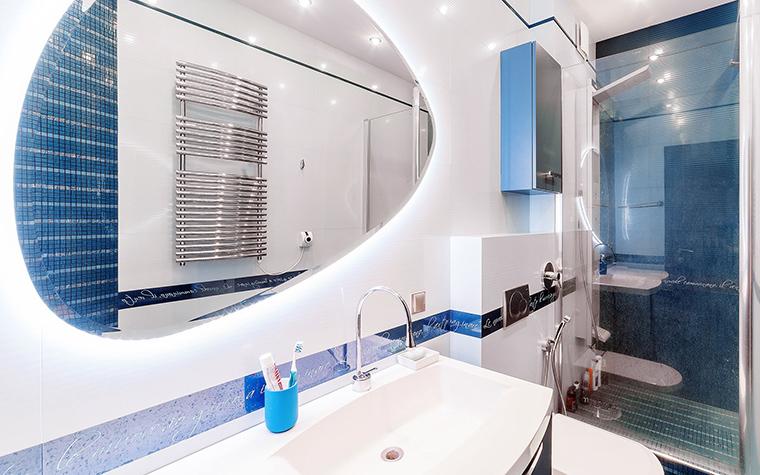 Фото № 52609 ванная  Квартира