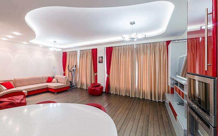 Фото № 52603 гостиная  Квартира