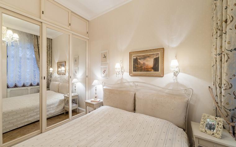 Фото № 52663 спальня  Квартира