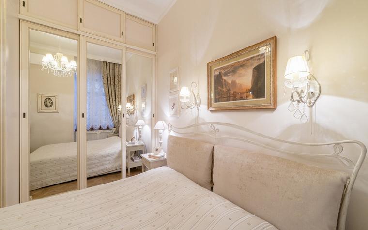 Фото № 52664 спальня  Квартира