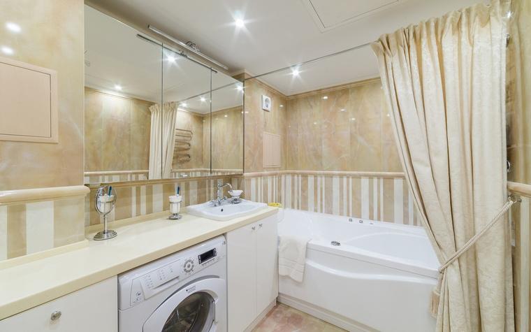 Фото № 52666 ванная  Квартира
