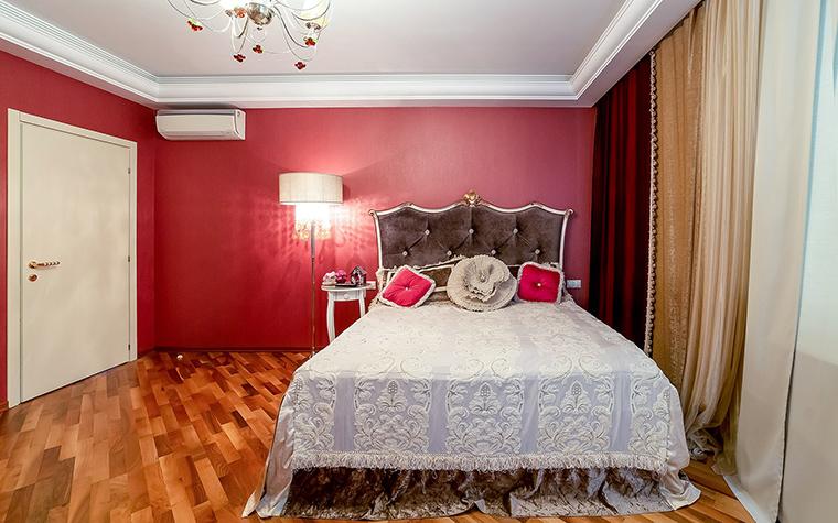 интерьер спальни - фото № 52617