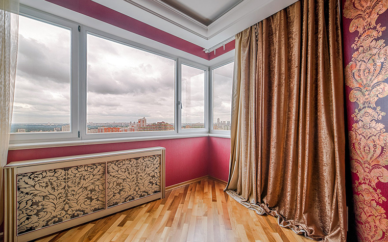 Фото № 52619 спальня  Квартира