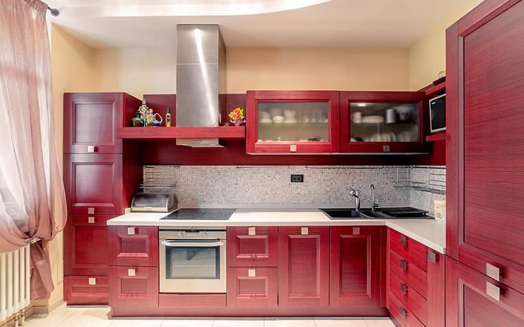 Фото № 52683 кухня  Квартира