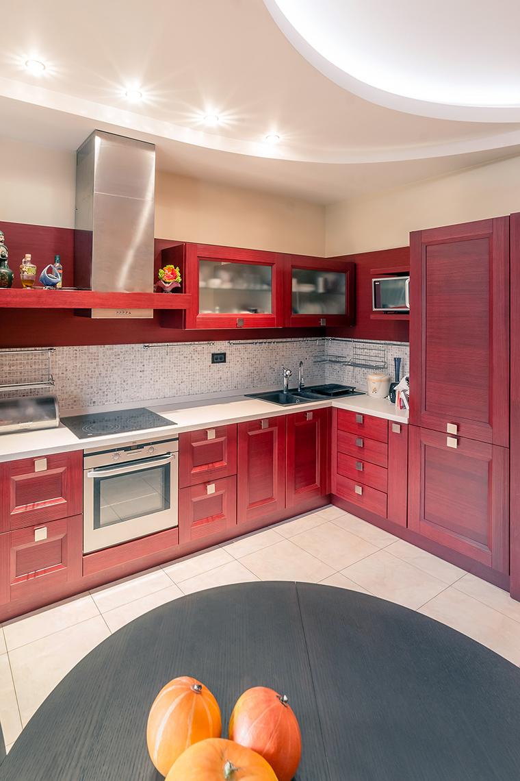 Фото № 52684 кухня  Квартира