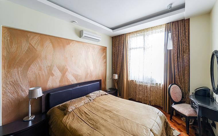 Фото № 52686 спальня  Квартира