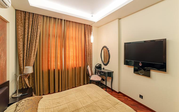 Фото № 52687 спальня  Квартира