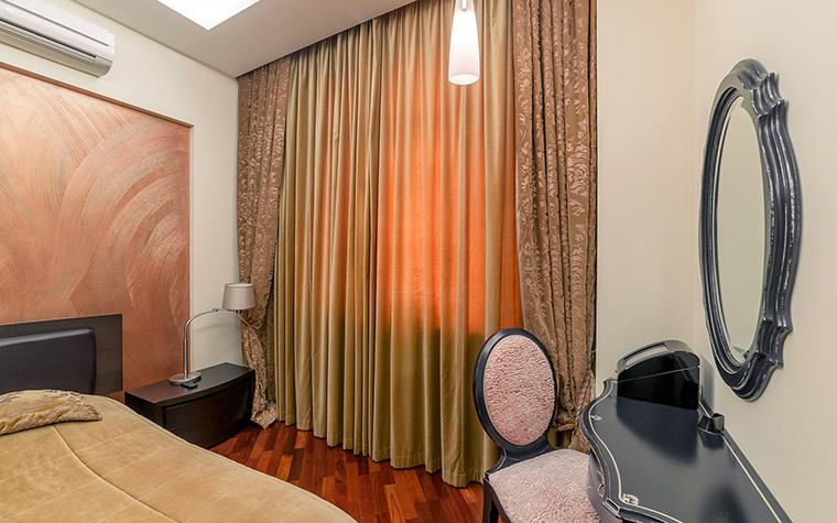 Фото № 52688 спальня  Квартира